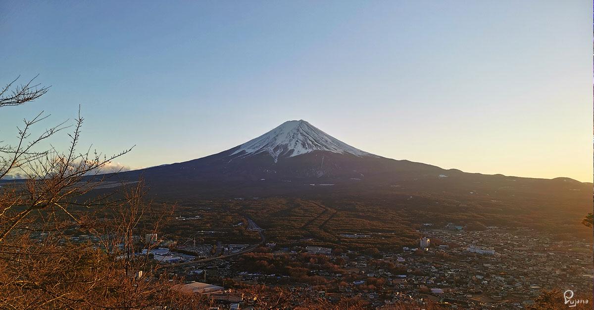 Kyoto to Nagano, Part 7: & Yamanashi, Fuji Lakes, Lake Saiko & Mt. Fuji Panoramic Ropeway – Kawaguchiko Tenjozan Park
