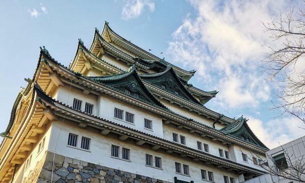 Kyoto to Nagano, Part 1: Aichi, Nagoya Castle, Toyota Museum, Nabana no Sato
