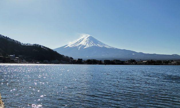 Kyoto to Nagano, Part 5: Yamanashi, Fuji Lakes, Lake Kawaguchiko