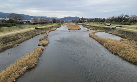 Kyoto, Kamo River