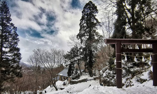 Kyoto to Nagano, Part 8: Nagano, Zenkō-ji Temple and Togakushi Shrine