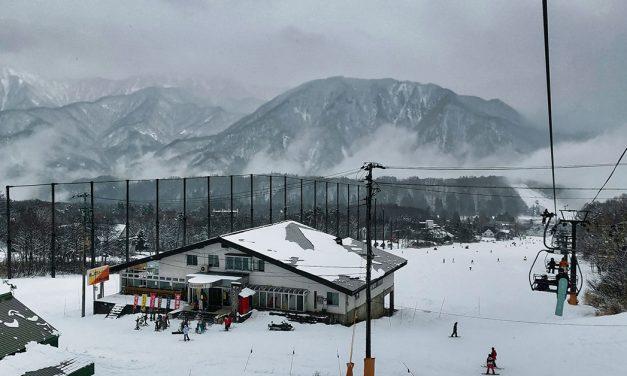 Kyoto to Nagano, Part 9: Nagano, Winter Sports (Hakuba 47 & Goryu, Togakushi Ski Resort)