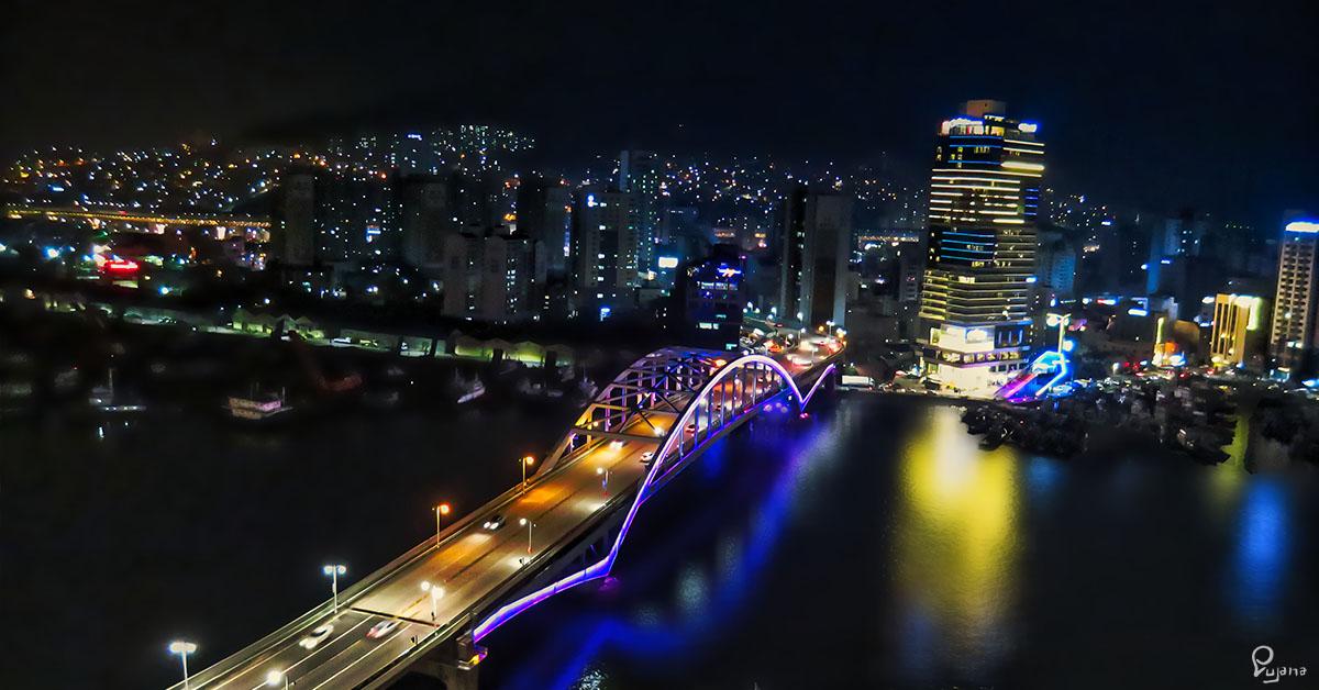 Korea, Busan, Jung-gu, Lotte Department [Busan Trip Part 2]