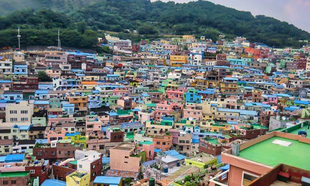 Korea, Busan, Gamcheon Culture Village [Busan Trip Part 3]