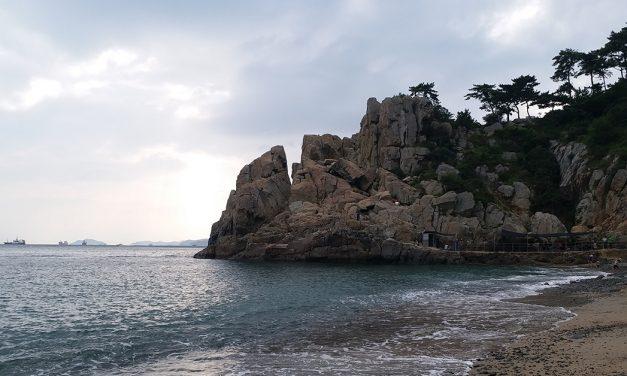 Korea, Busan, Taejongdae Resort Park and Yeongdo Lighthouse (Yeongdo-gu) [Busan Trip Part 6]