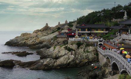 Korea, Busan, Haedong Yonggungsa Temple [Busan Trip Part 9]