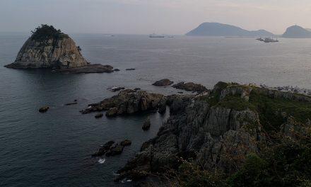 Korea, Busan, Oryukdo (Nam-gu) [Busan Trip Part 10]