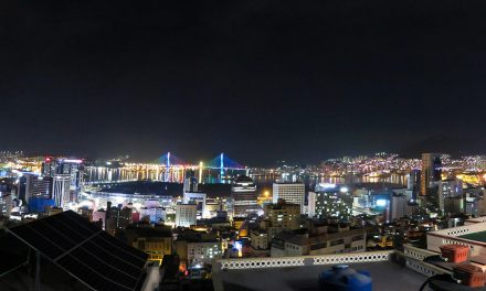 Korea, Busan, Chinatown & Nightview at Diorama of History (Jung-gu & Dong-gu) [Busan Trip Part 5]