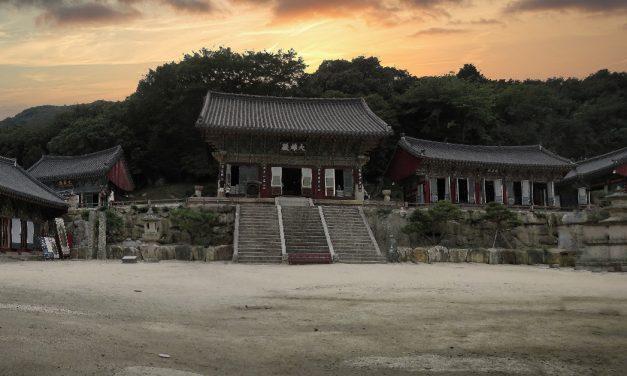 Korea, Busan, Beomeosa and Geumjeongsanseong Fortress (Geumjeong-gu) [Busan Trip Part 11]