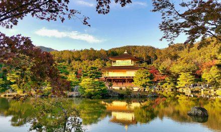 Kyoto, Kinkaku-ji (金閣寺)